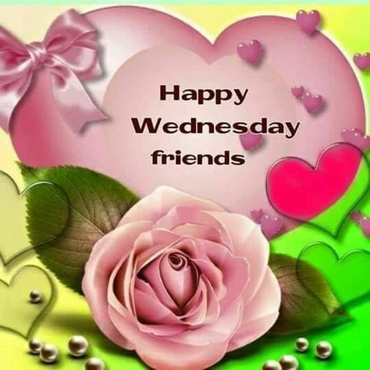 Happy Wednesday Friends Pictures, Photos, and Images for Facebook, Tumblr, Pinterest, and Twitter