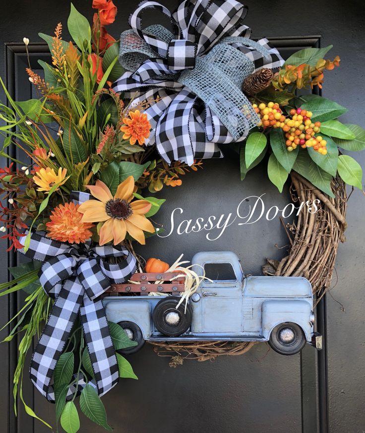 Photo of SassyDoorsWreaths