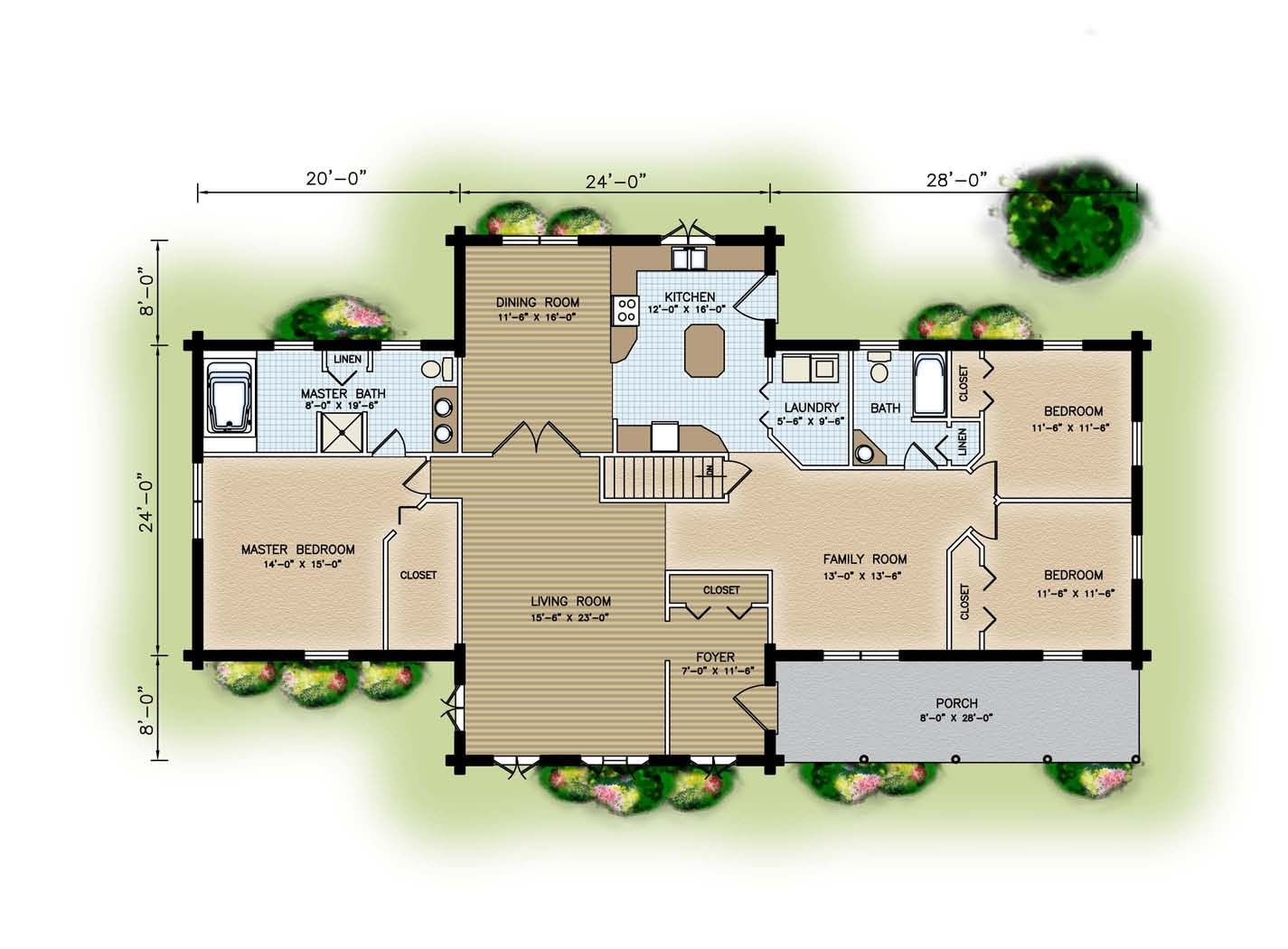 Floor Plans And Easy Way To Design Them Dream Home Designs House Floor Plans Custom Home Plans House Flooring