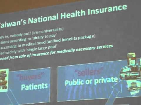 Healthcare In Taiwan Pros Cons National Health Insurance
