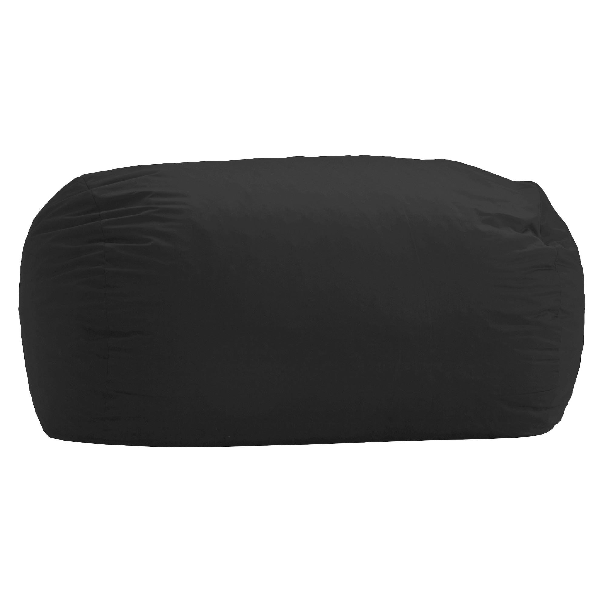 Media Lounger Bean Bag Chair 6 Black Joe