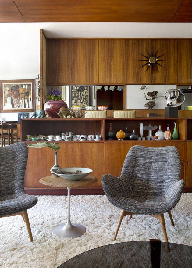 design attractor: Awesome Mid Century Modern House in Australia ...