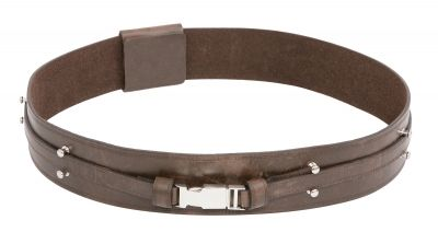 from UK Star Wars Jedi Belt in Brown for your Mace Windu Costume