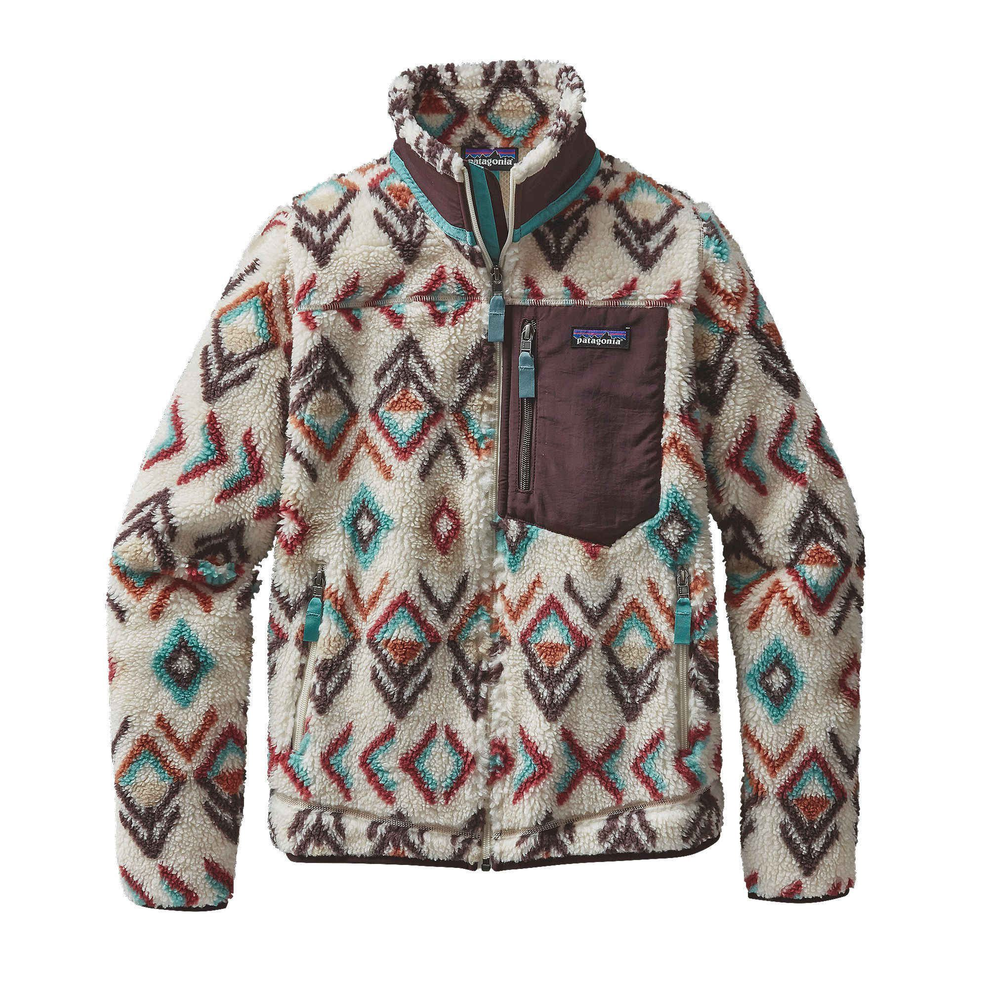 81d11b95b6 Patagonia Women's Classic Retro-X Jacket | My style | Fashion ...