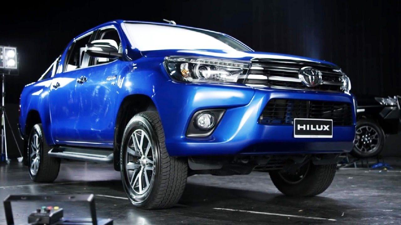 2017 Toyota Hilux Review Toyota Hilux Toyota Bmw Car