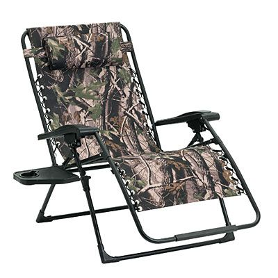High Quality Oversized Camo Zero Gravity Chair At Big Lots. Awesome Design