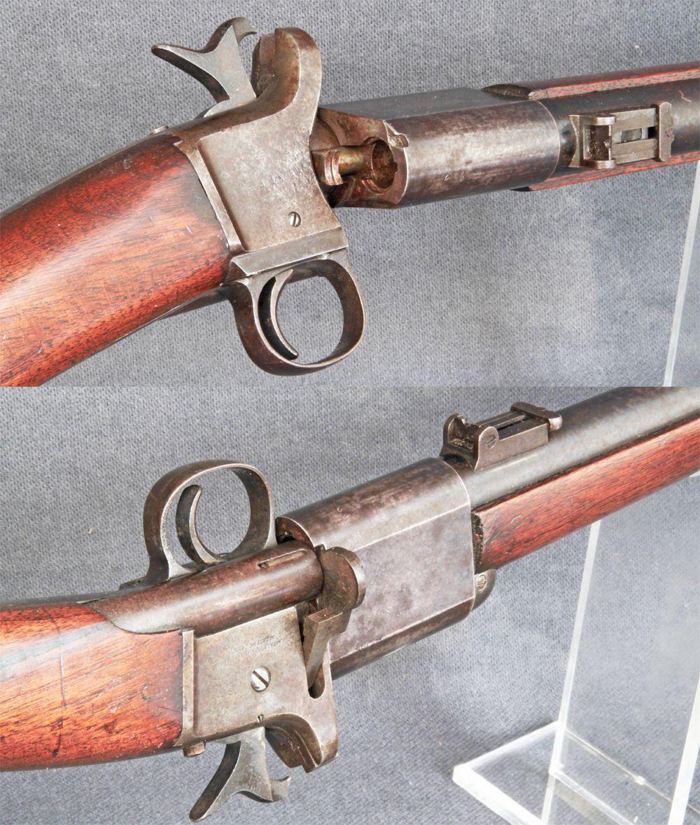 the triplett amp scott carbine was a civil war era repeating