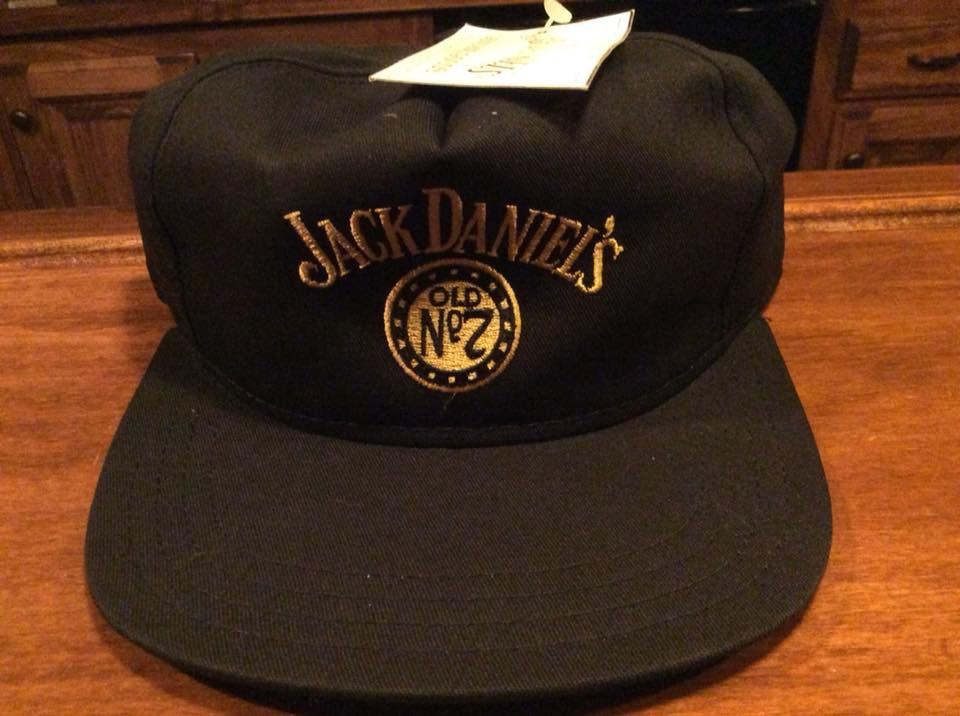 Old No 7 broken wheel logo stitched on this Jack Daniel s hat from the late  90 s.  jackdaniels  thewhiskeycave  weknowjack e29d823218a