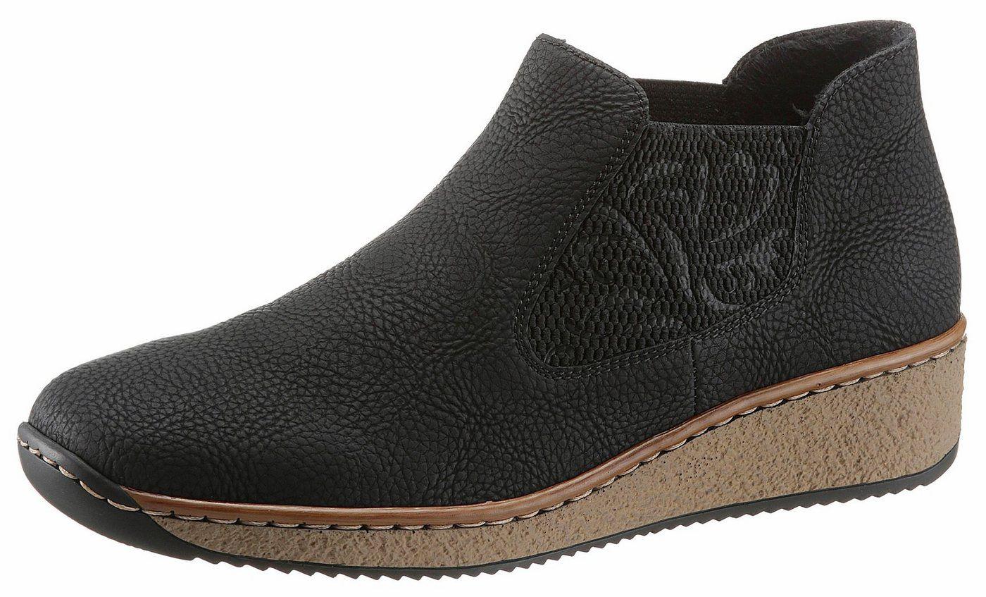 OTTO #RIEKER #Schuhe #Damen #Rieker #Chelseaboots #Prägung jFIhy