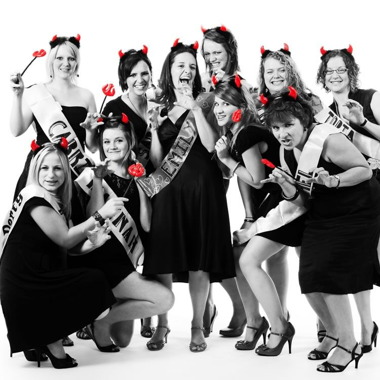 Hens Party Themes, Hen Night Ideas, Hens Night
