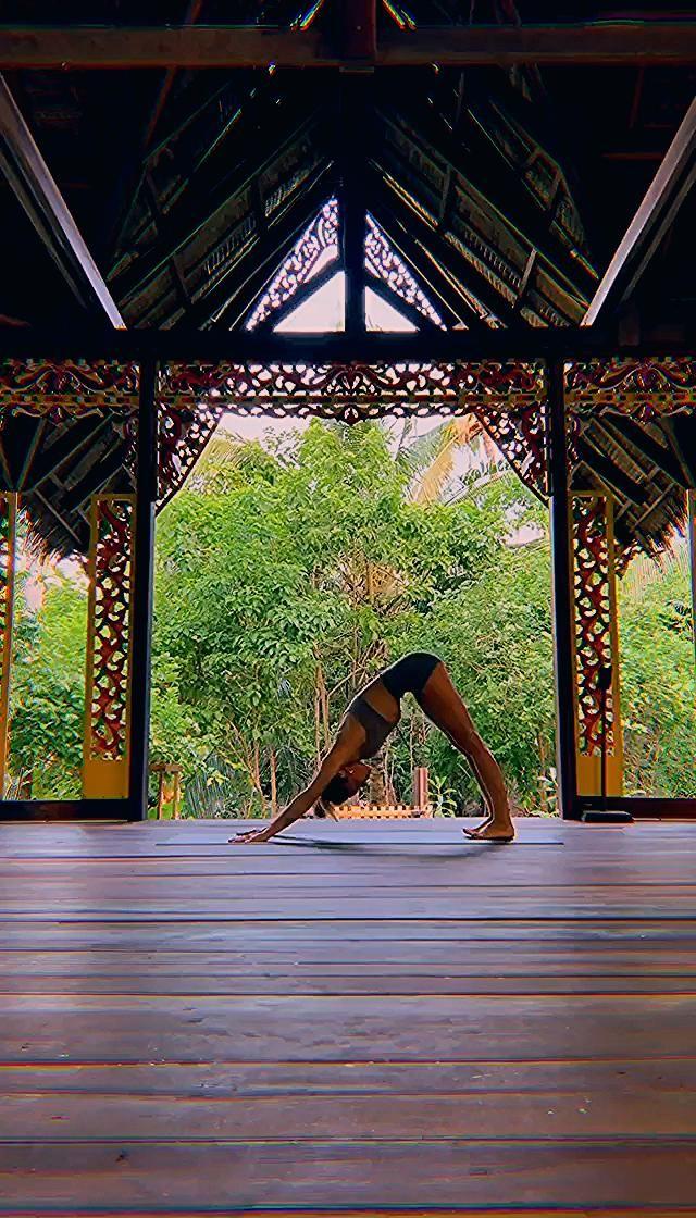 Photo of Kayla Nielsen Yoga Flow