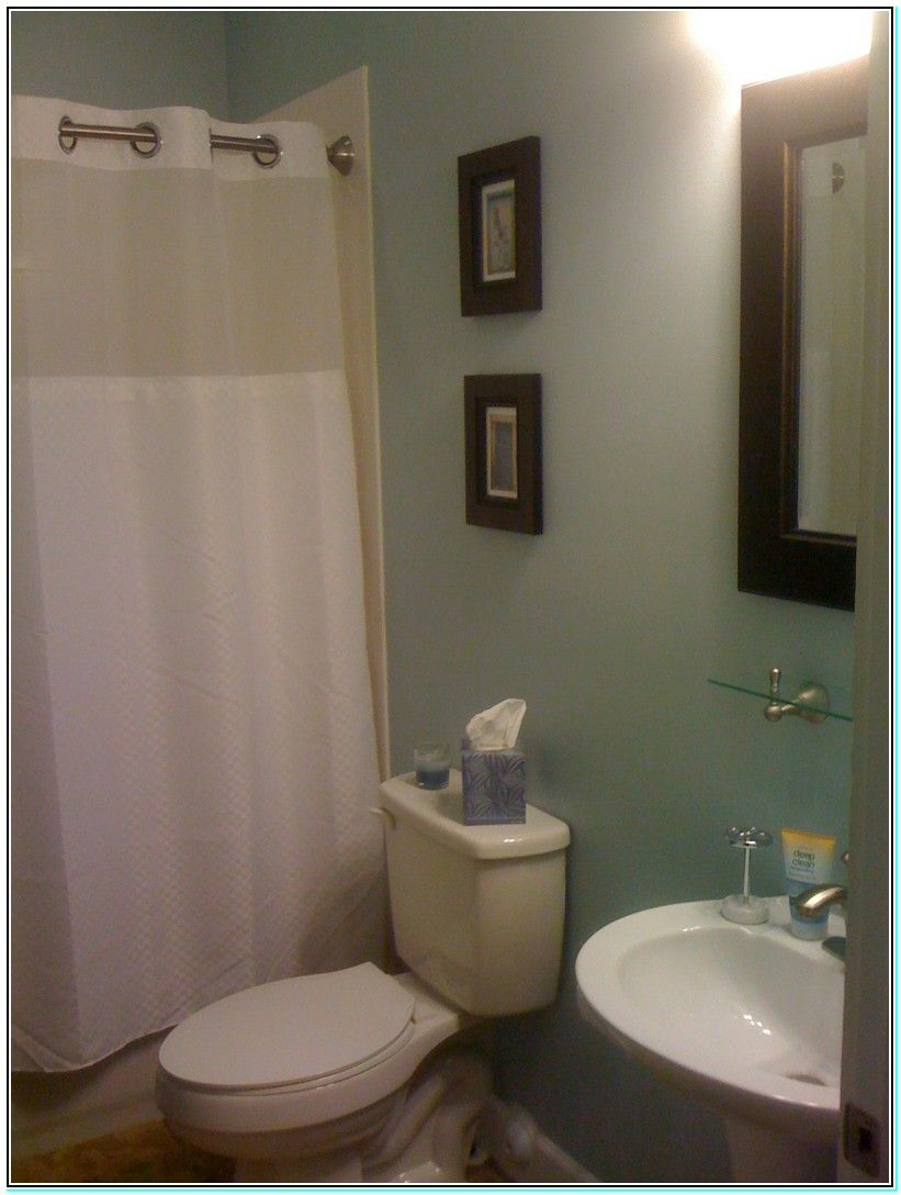What Color Paint Bathroom With No Windows