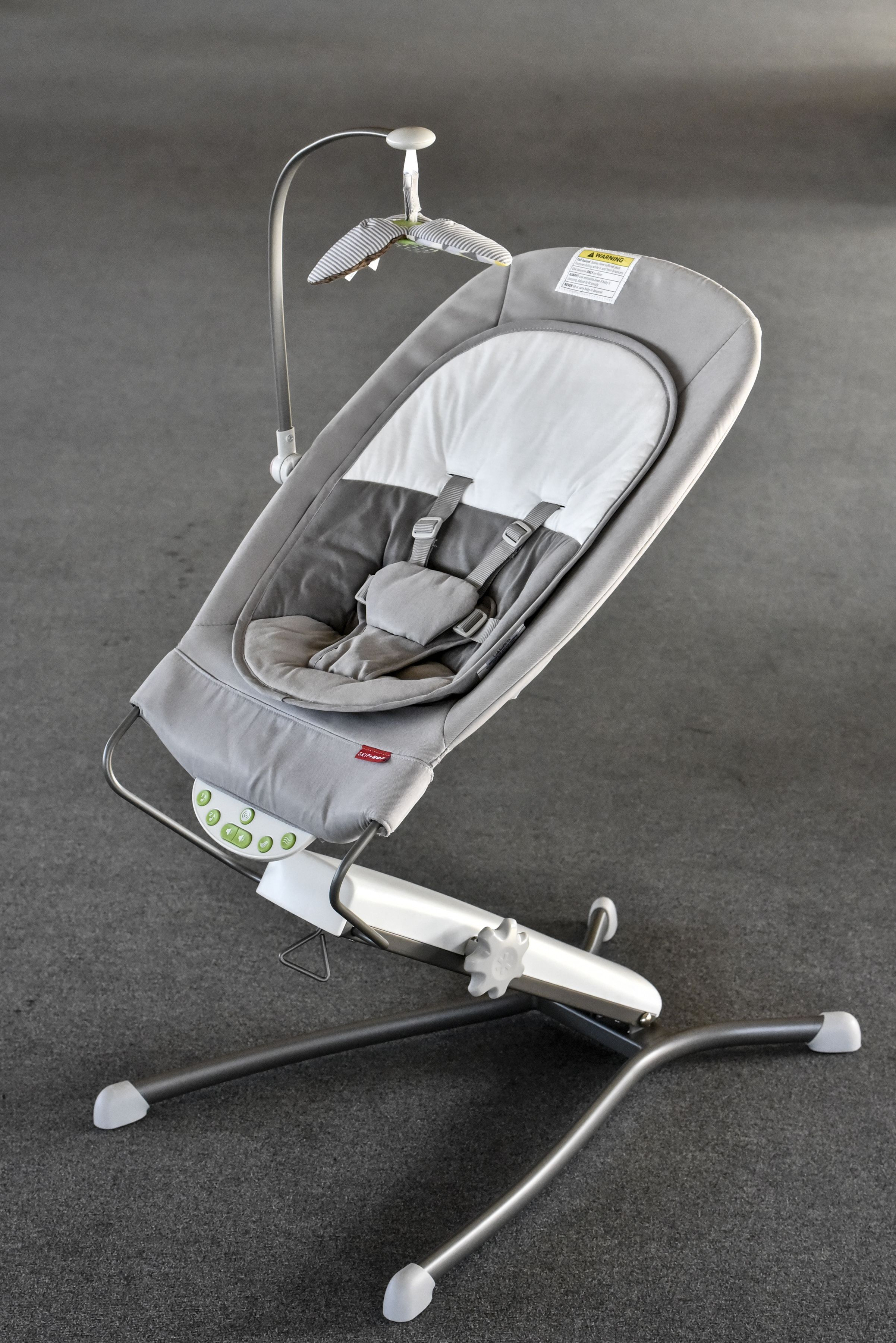 89b2e2a3bd7 Uplift Multi-Level Baby Bouncer from Skip Hop