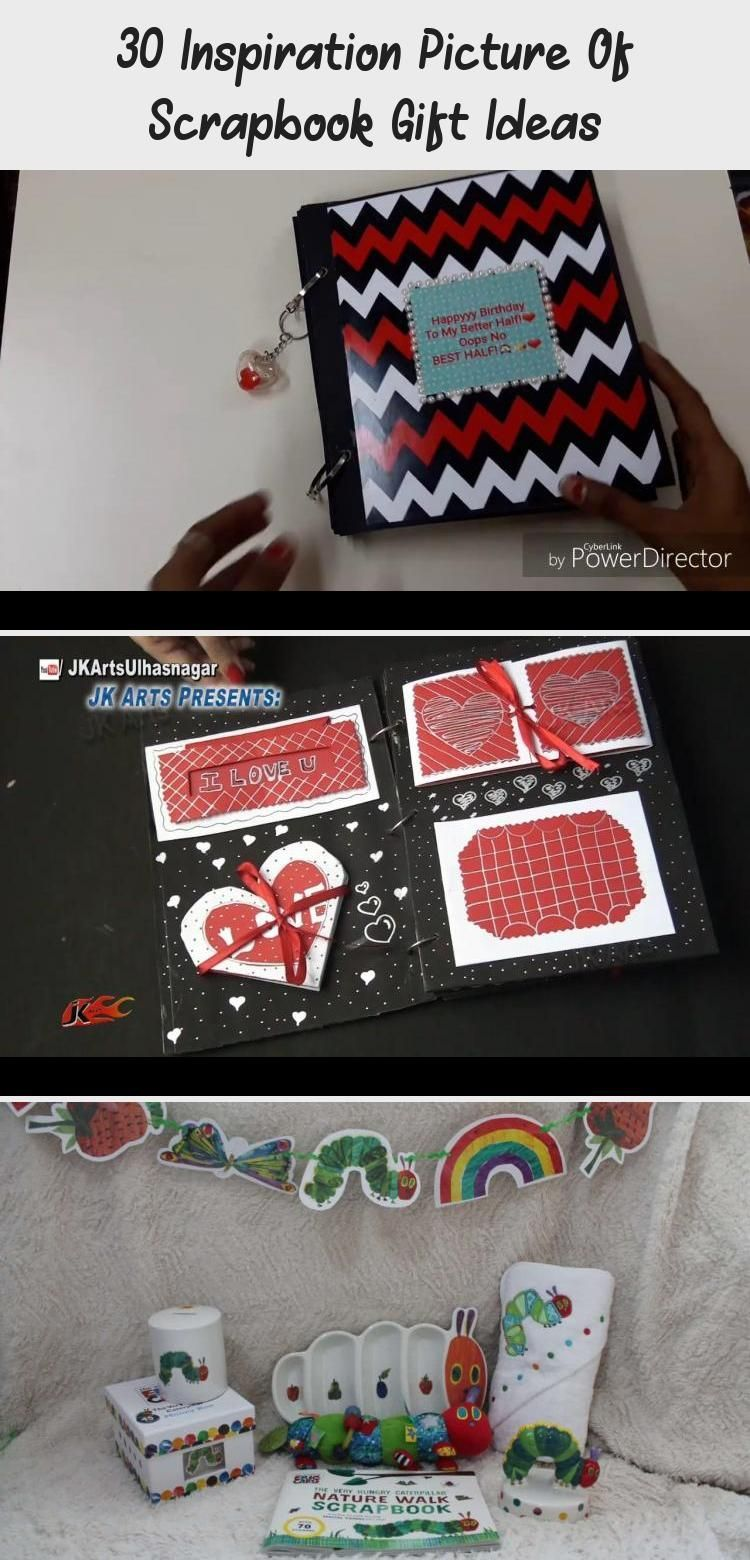 30 Inspiration Picture of Scrapbook Gift Ideas  Scrapbook Gift Ideas Scrapbooking Ideas For Boyfriend And Girlfriend If You Add Some