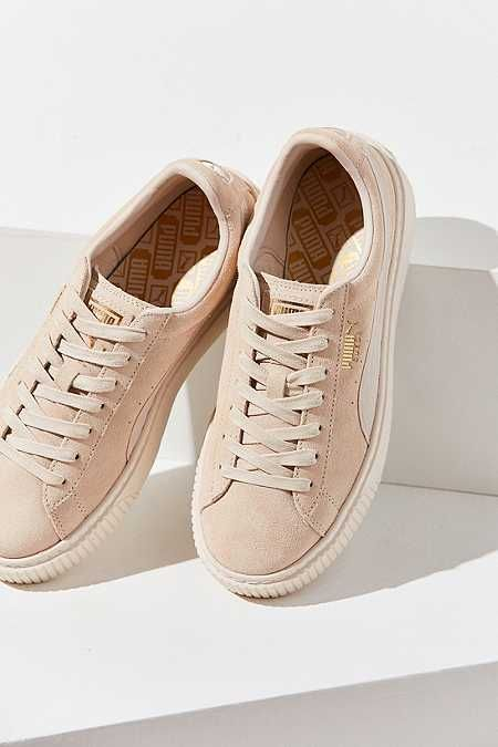 wholesale dealer 2b369 6ee6e Puma Suede Summer Satin Platform Sneaker | Clothes/Fashion ...