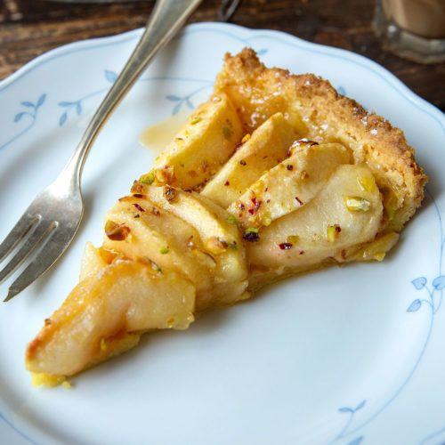 Italienischer Apfelkuchen: Crostata di Mele