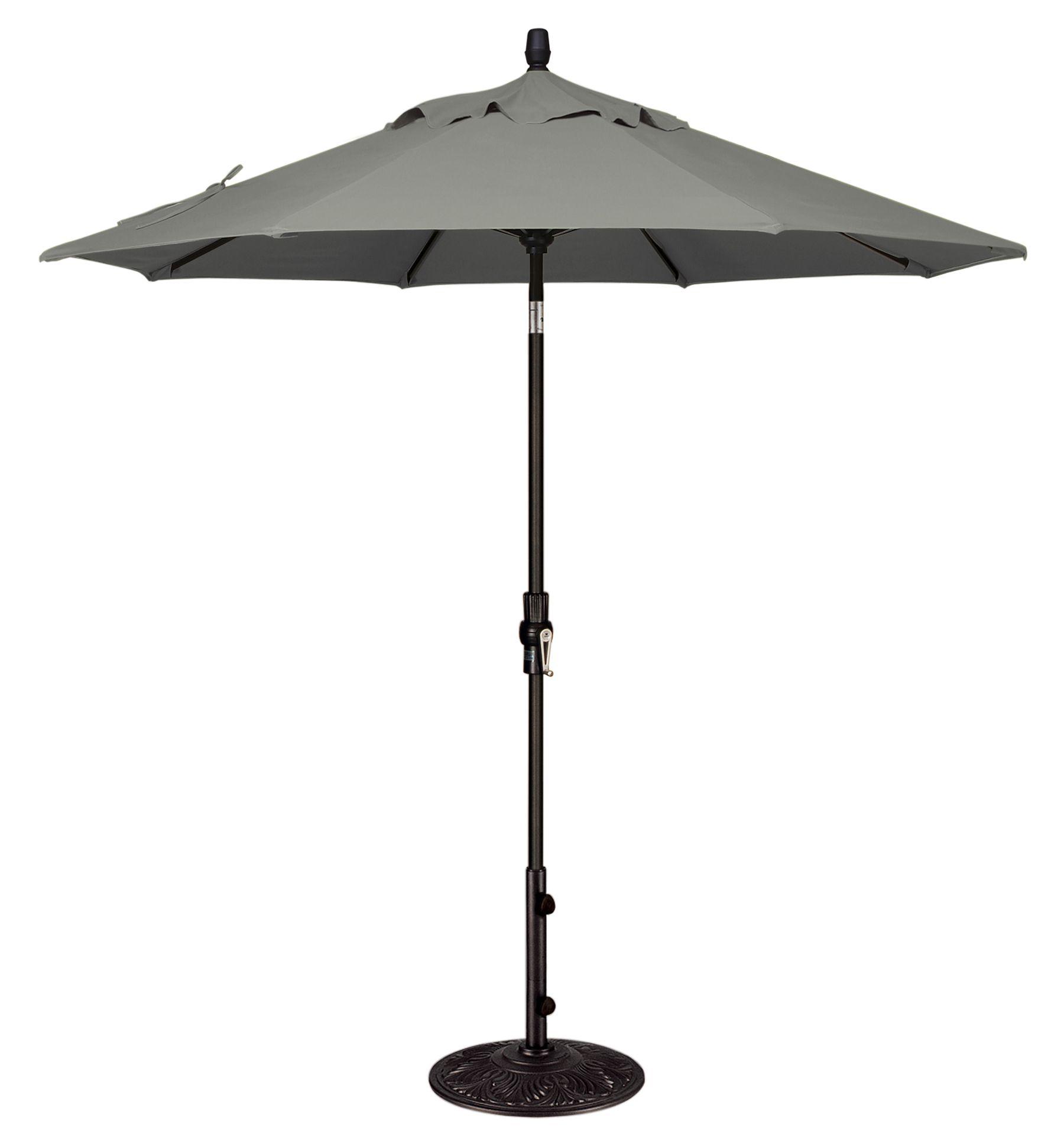 Um8079 7 5 Collar Tilt Umbrella By Treasure Garden Patio Umbrellas Outdoor Decor Patio