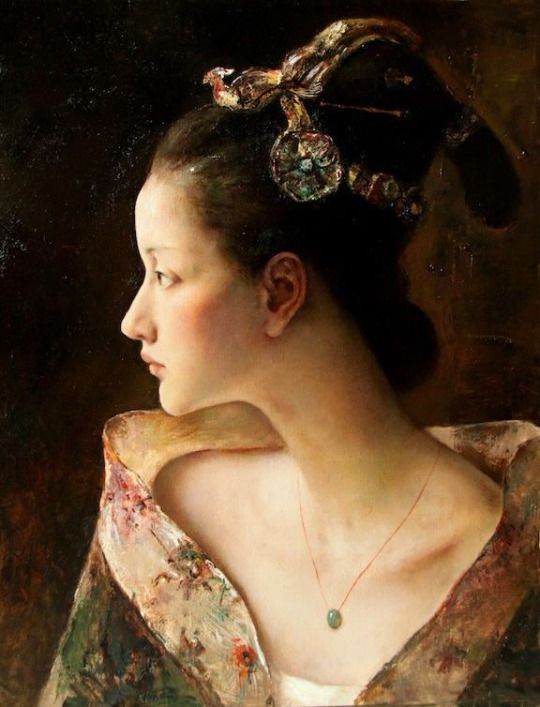 """""""Lost in Thought"""" by Tang Wei Min"""