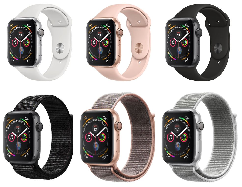 Smart Watches 178893 Apple Watch Series 4 Brand New 40mm Gps Wifi Bluetooth 1 Year Warranty Buy It With Images Apple Watch Apple Watch Series New Apple Watch
