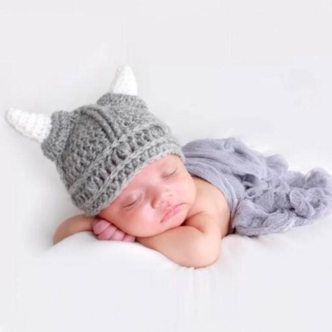 Viking handmade beanie | Pinterest | Bebe