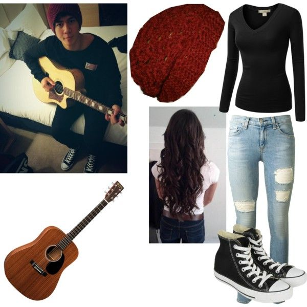 97ff269ac964 Calum Hood Inspired by lukesprincess1996 on Polyvore featuring J.TOMSON