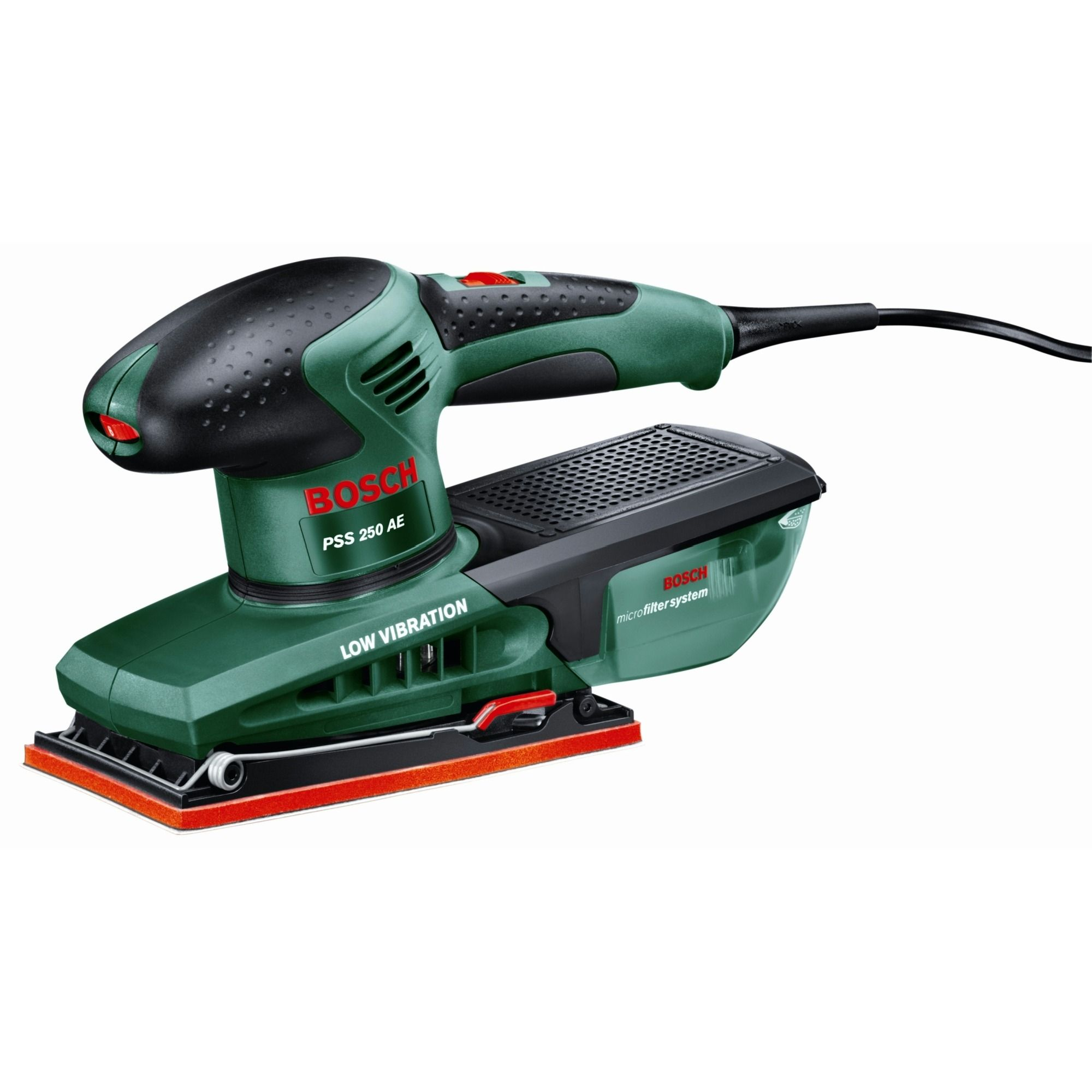 Bosch Vlakschuurmachine Pss 250 Ae In 2019 Products