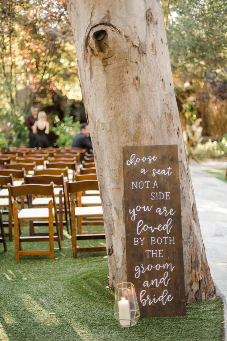 A Chic Rustic Wedding at Calamigos Ranch