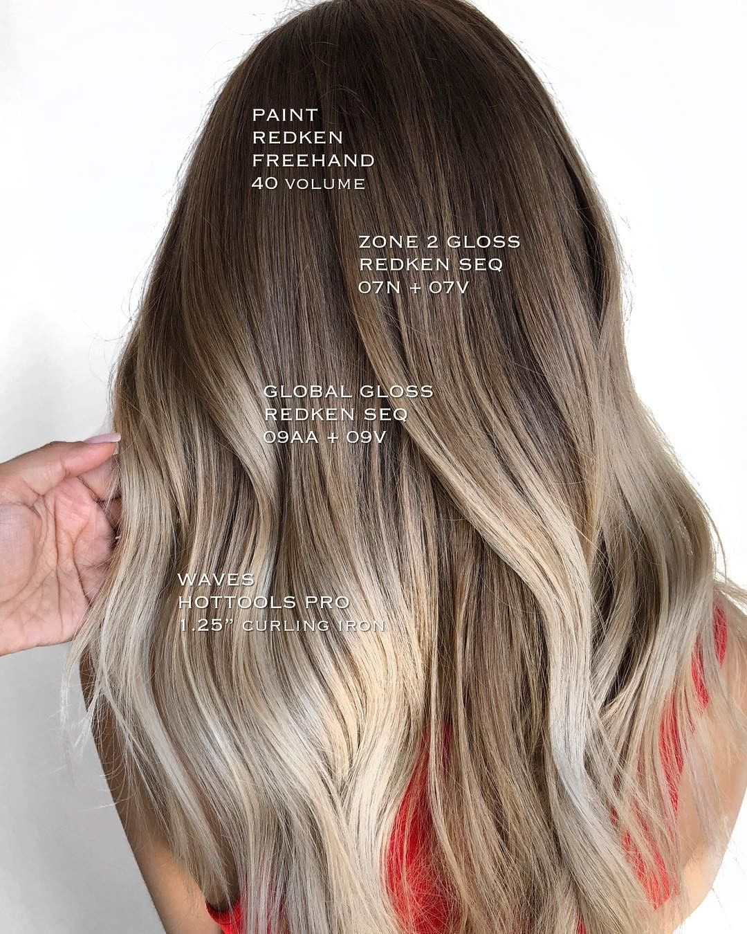 Pin By Dana Gross On Hairstyles In 2019 Redken Hair Color