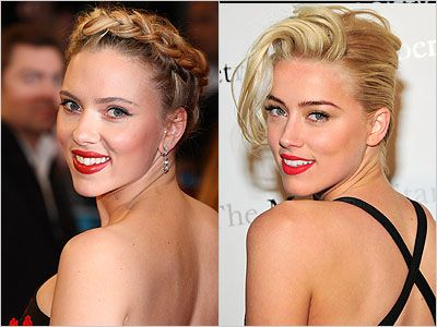 19 Insane Celebrity Doppelgangers Celebrities Celebrity Look Beautiful Face