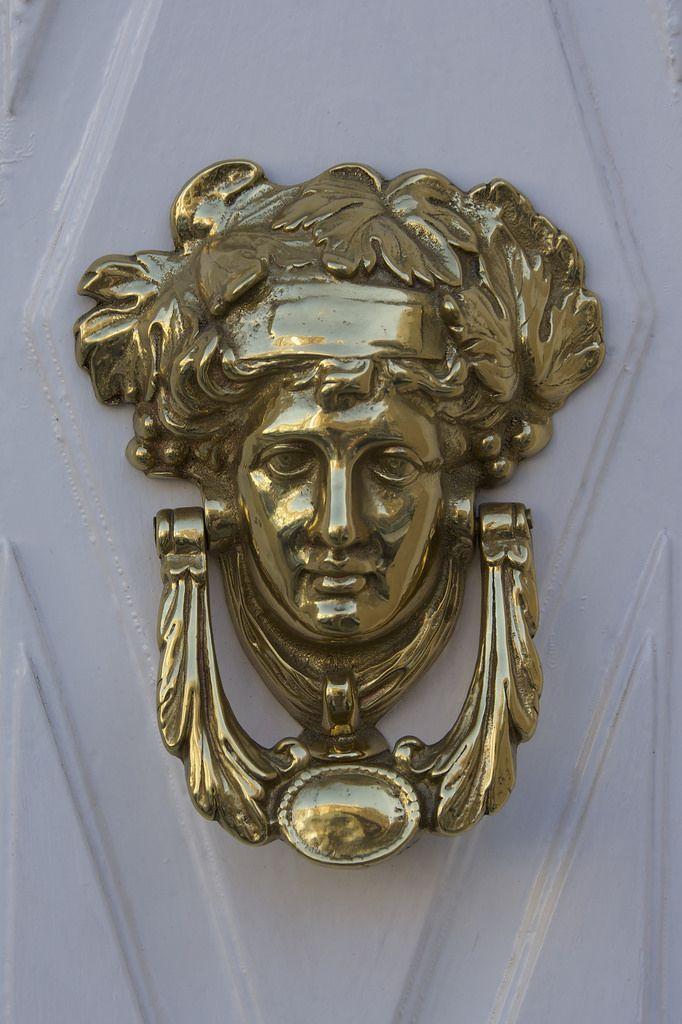 Goddess Door Knocker 1 Sliema Malta Malta