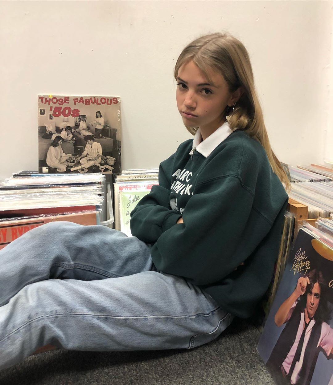 "julianna 🧸 auf Instagram: ""Nicola Blunt ✨ ♥♡♥(ꈍᴗꈍ)ε`*)""    Source by nicotinecowgirl #school clothes in korea"