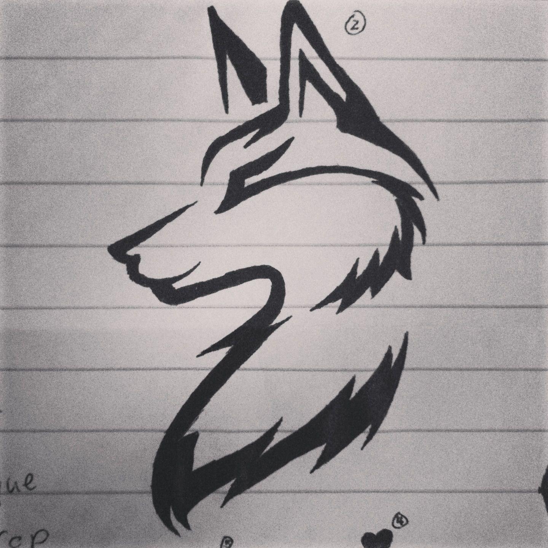 Wolf Tattoo Idea Tattoo Ideas Wolf Tattoos Tattoos Tattoo Drawings