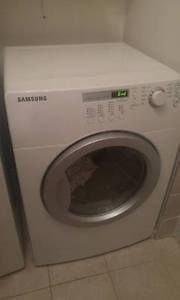 Laveuse Secheuse Frontale Samsung Comme Neuf Quebec City Quebec Image 1 Kijiji Classifieds Laundry Machine