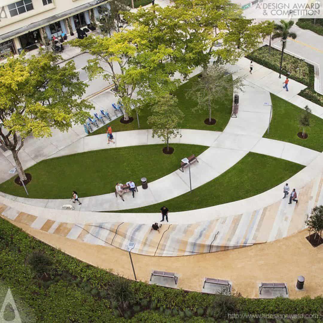 Top 20 A Design Award Winners Plaza Design Landscape Architecture Design Architecture