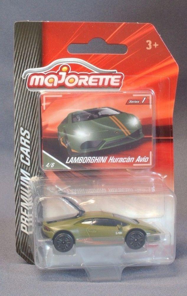 Perfect Majorette Lamborghini Huracan Avio 1/64 Premium Cars Series 1 USA Edition  #Majorette #
