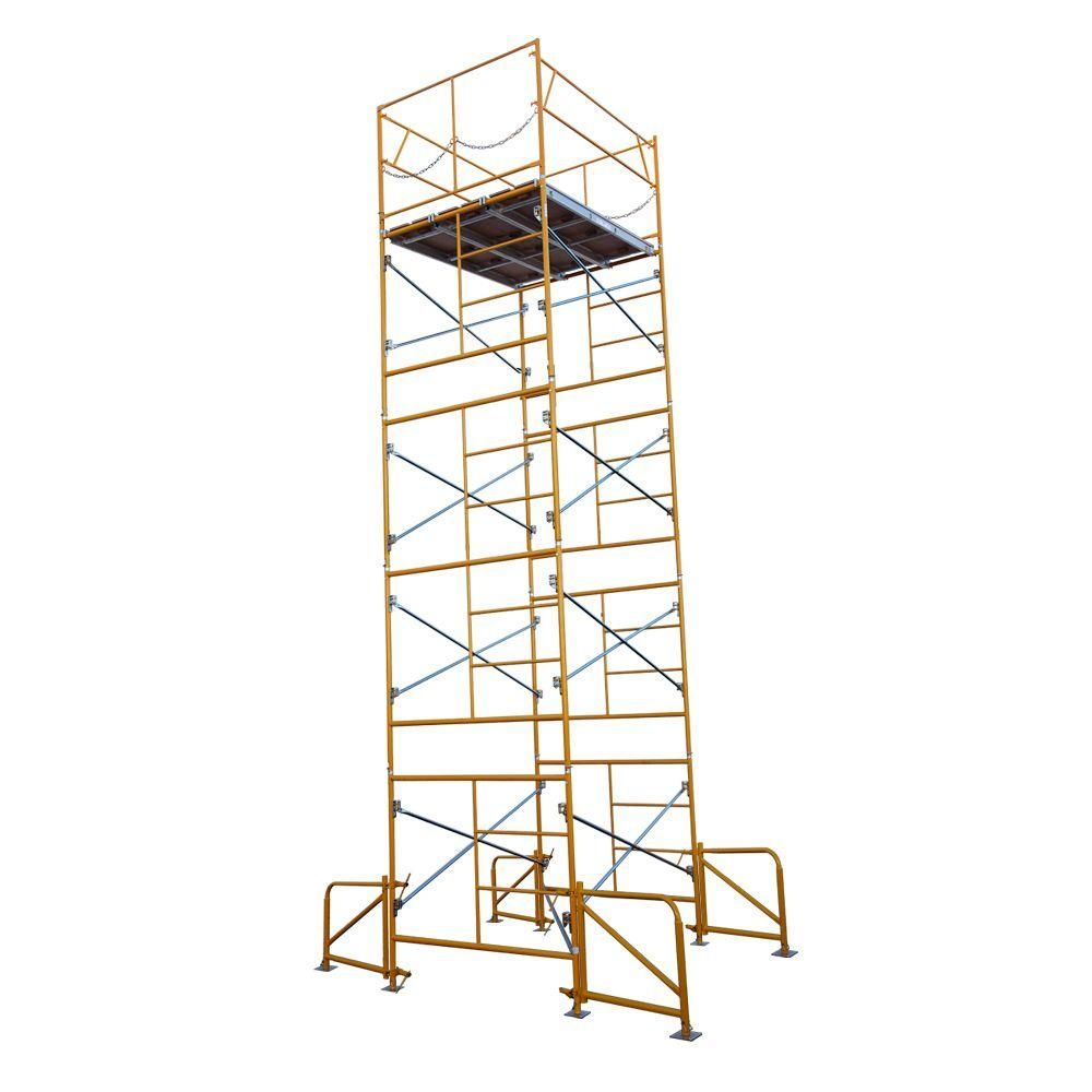 20' Ladder Home Depot 20 Ft X 7 Ft X 5 Ft Stationary Scaffold Tower 2475 Lb