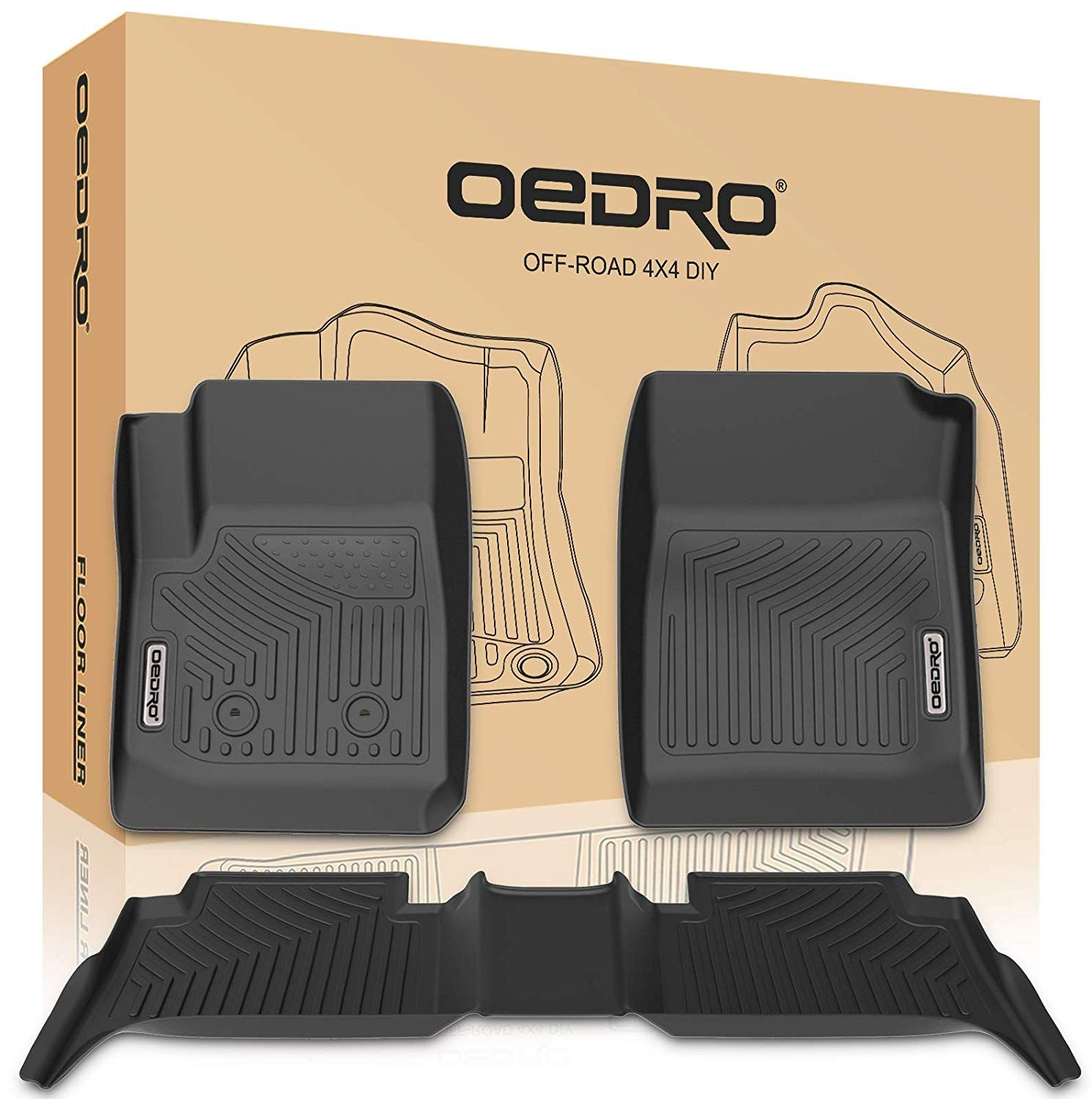 2003 GGBAILEY D2923A-F1A-CH-BR Custom Fit Car Mats for 2000 2002 2004 2005 Buick Lesabre Brown Driver /& Passenger Floor 2001