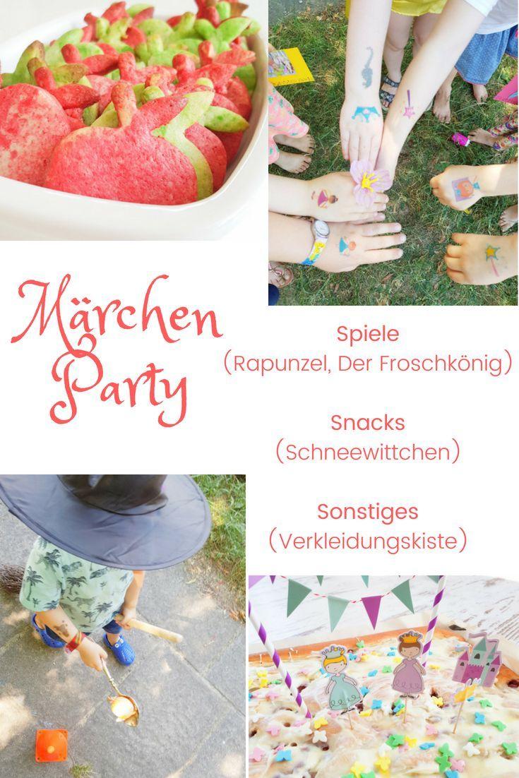 Photo of Märchenparty zum Kindergeburtstag