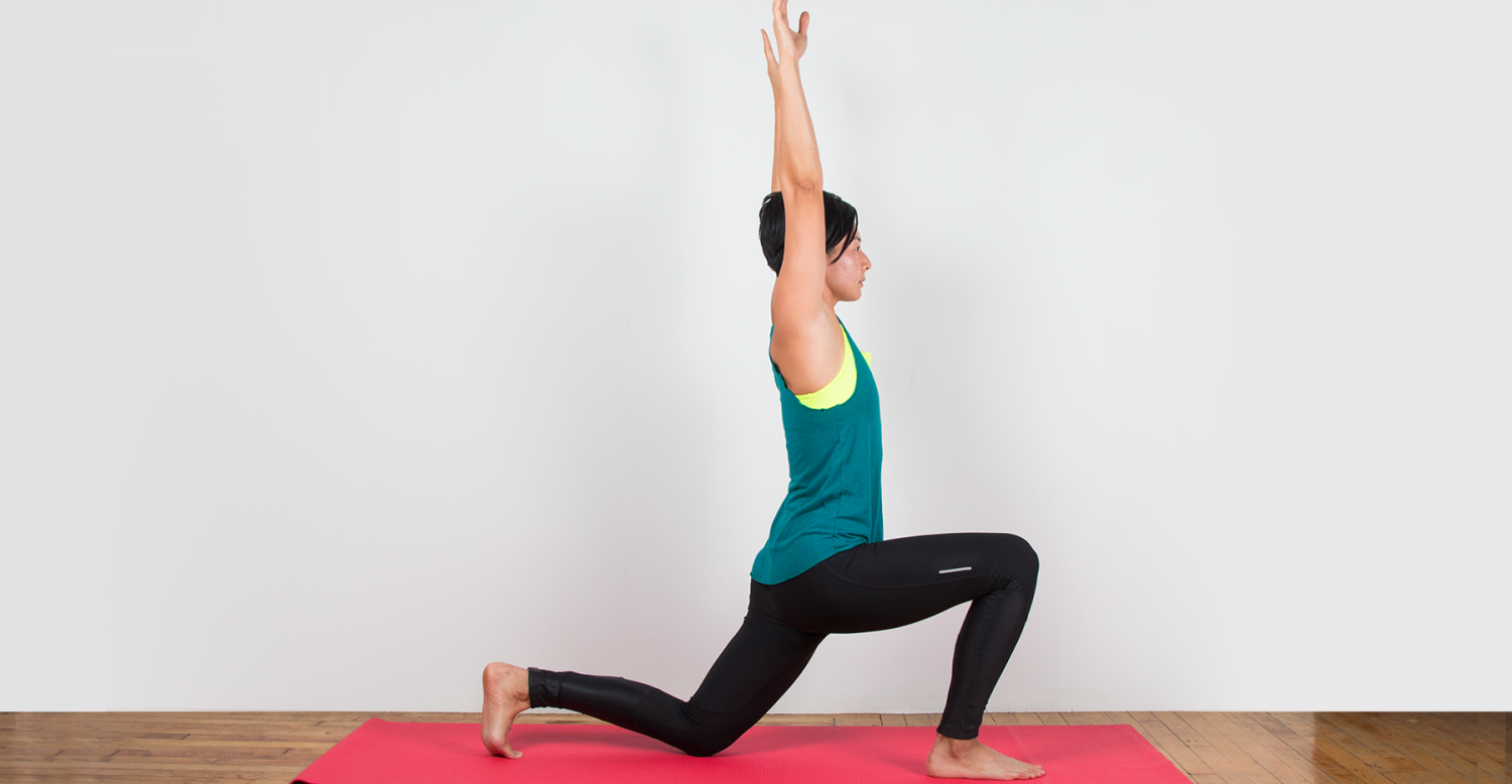 Whether your hips are tense from too much desk sitting or sore from workouts, this yoga sequence will leave them feeling loose and soothed. #yoga #bodyweight https://greatist.com/move/yoga-healthy-hips