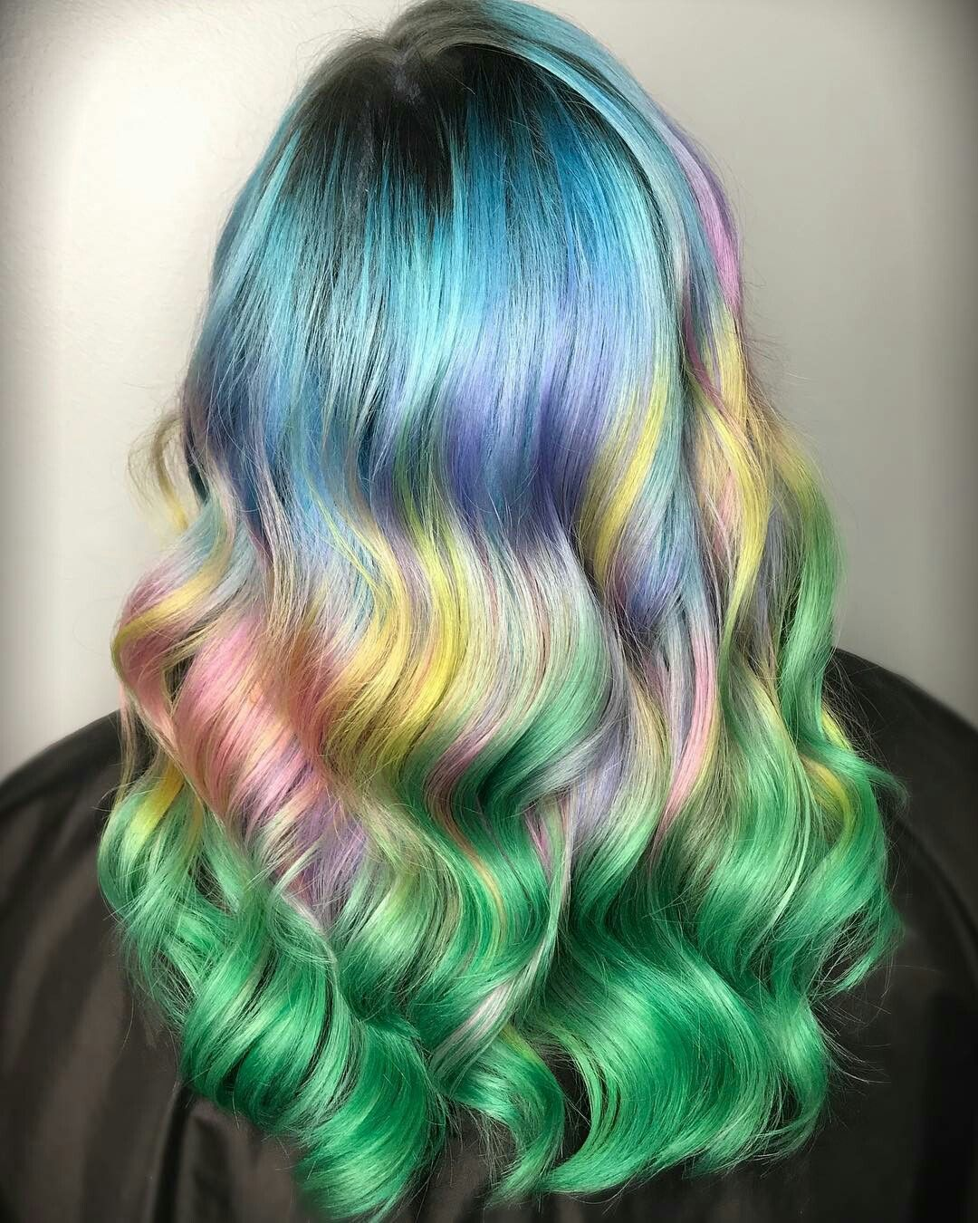 Pin by nonie chang on dyed hair pinterest dye hair