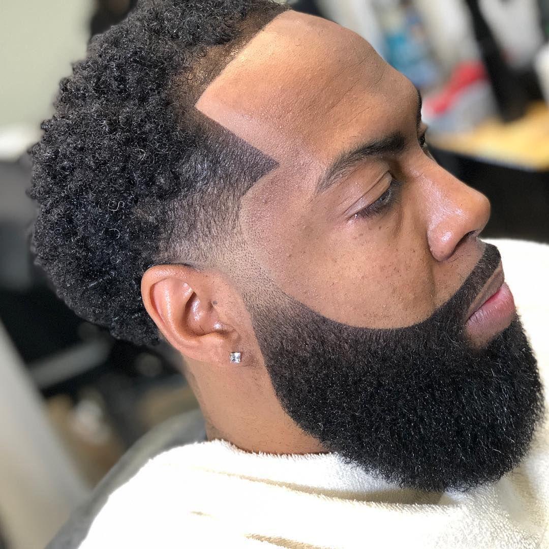42+ Pictures of black men beards trends