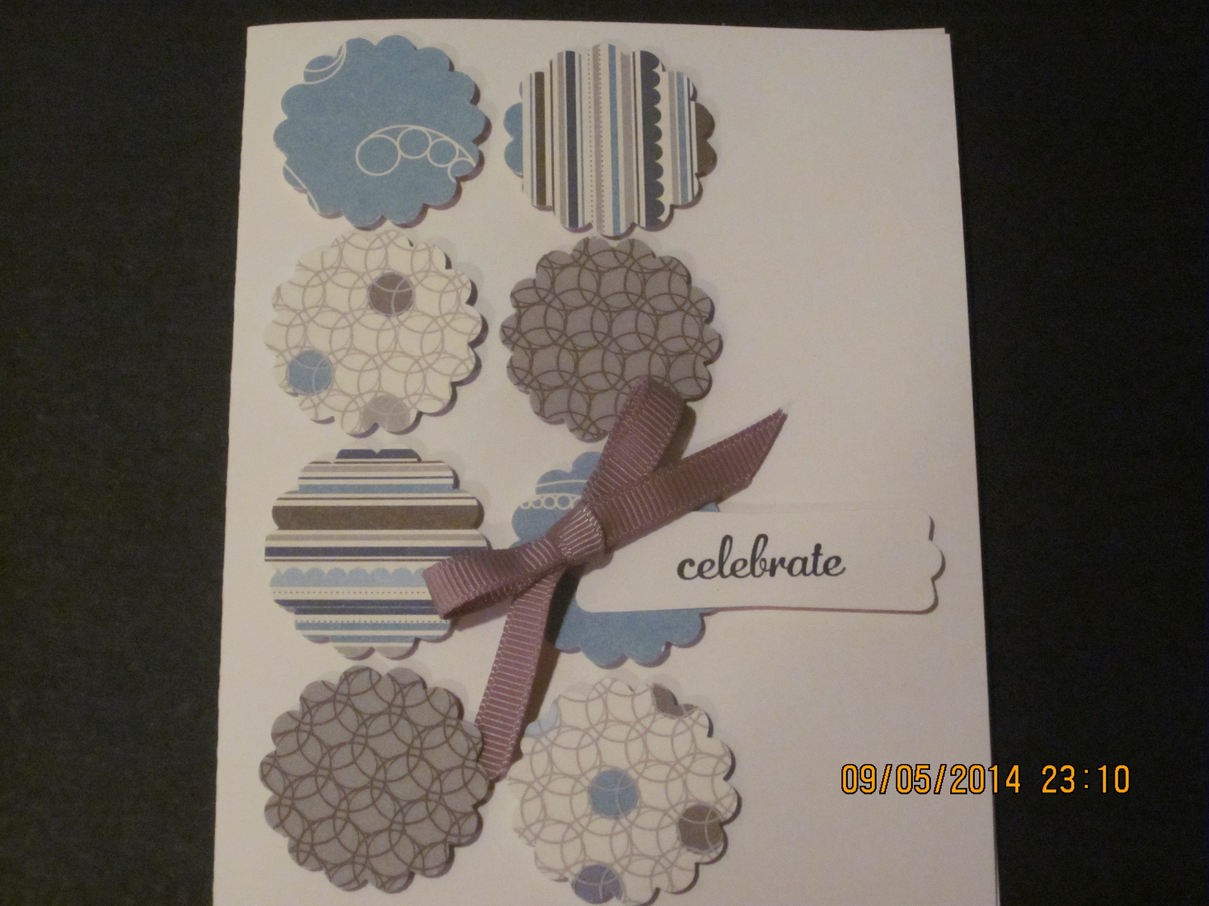 Stampin'Up! card idea | Any Occasion | Designer Series Paper | by Stampin'Up! Demonstrator Shirley McKay, The Daily Stamper