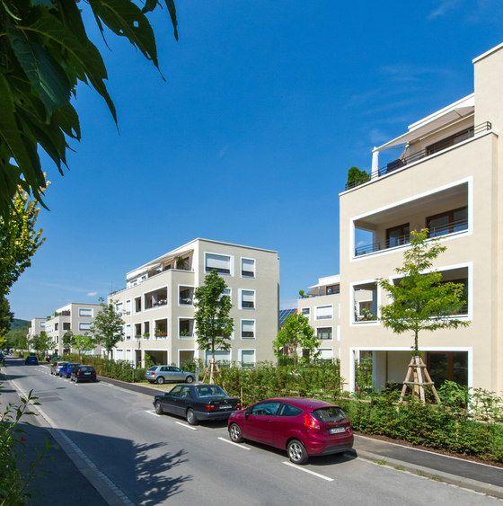 Neues Wohnen Brunostraße von Stefan Forster Architekten | Mehrfamilienhäuser