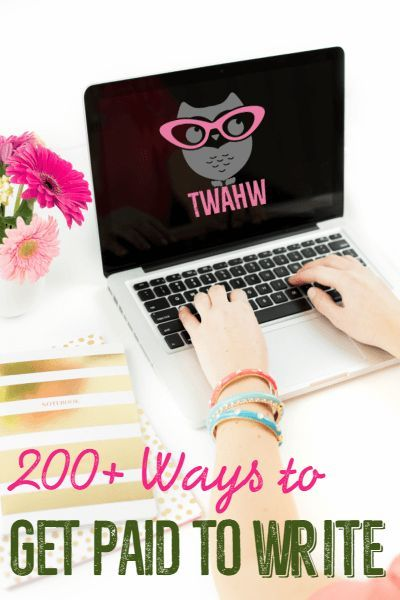 200 ways to get paid to write resume writing earn money and