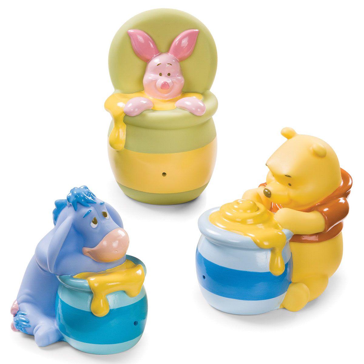 Winnie the pooh bath squirters disney baby poohcin - Habitacion winnie the pooh ...