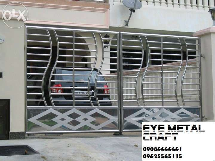 Window Grills Gates Trusses Railings Spiral Stair Fabrication Ser For Sale Philippines Find New Steel Gate Design Window Grill Design Front Gate Design