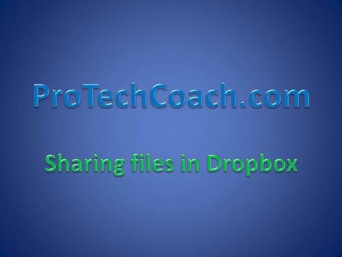 Dropbox Beginner S Guide Sharing Files With Images Dropbox
