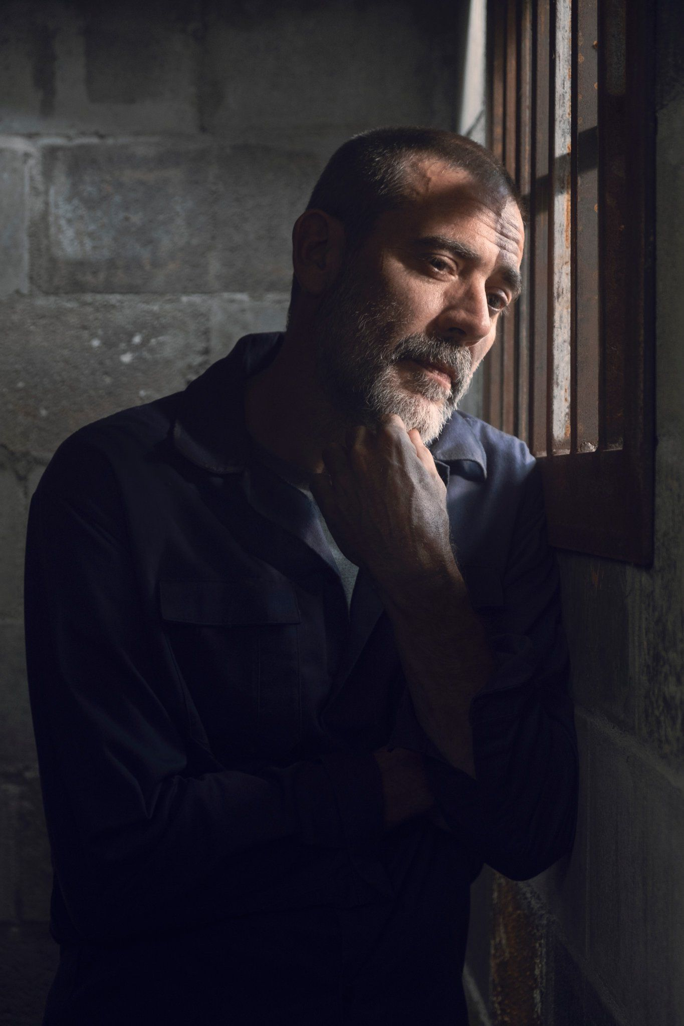 Negan Jeffrey Dean Morgan Is Bonding With Judith Over
