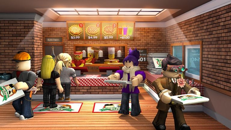 Work At A Pizza Place Roblox Pizza Place Roblox Pizza Roblox