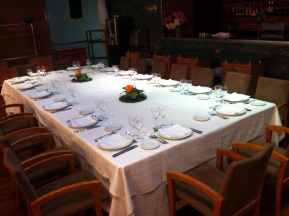 MESA DE CELEBRACIÓN Restaurantes, Celebracion, Mesas